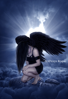 El angel by DenysRoqueDesign
