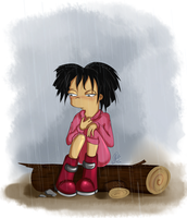 Don't Cry Amy by MissFuturama