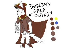 ~tGO: Wally's Gala Outfit~ by bedheadd