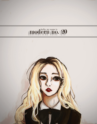 Modern No.20 by rolling-cat