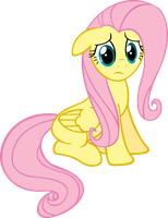 Fluttershy is Worried by RyantheBrony