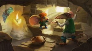 Despereaux 5 by donseeg