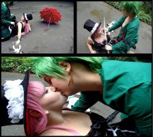 Zoro x Perona Cosplay 2 years by Moin2D