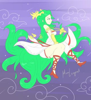 palutena 3 by MauLegend98