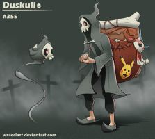 Duskull Concept [Happy Mask Salesman Remix] by Wraeclast