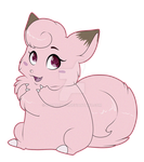 Clefairy by Sugarcup91