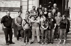 DeviantMEET-PARIS 22 by Yousry-Aref