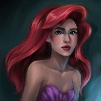 Ariel by EmalieTison