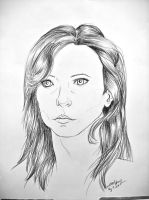 Head Drawing 6 by Doodlee-a