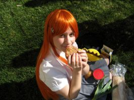 Orihime Cosplay by Spwinkles