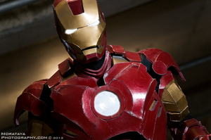 I am Iron Man by Kolin-Roberts