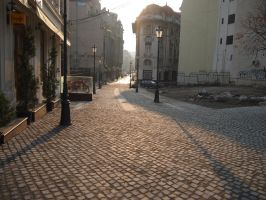 Bucharest, Old City by ddmkro
