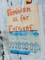 Feminism is for Everyone by mkIndustrial