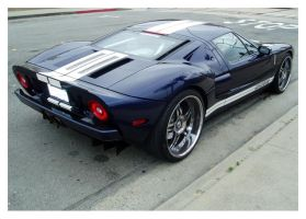 Ford Gt by Be17aiah