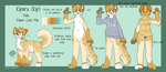 Kip ref // 2015 by dallyru