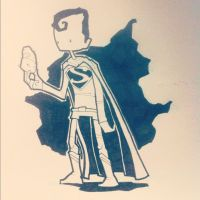 Superman. And a potato. by jgurley