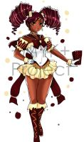 +Sailor Chocolate - Sketch+ by MYKProject