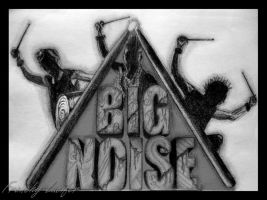 Big Noise by HLea33