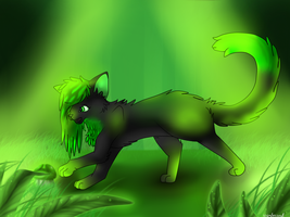 Neonforest by Leafessoul