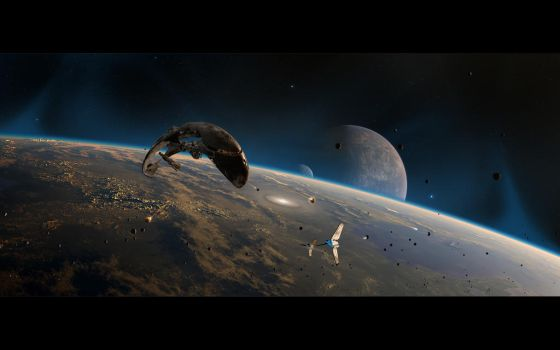 TERRASPACE CONTEST 3rd PLACE by TerraSpace
