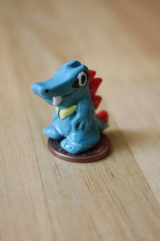 Totodile by Jakyl3