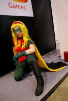 ROBIN (STEPHANIE BROWN) by fuuyukida