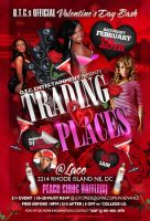 Trading Places Valentine's Day Flyer by AnotherBcreation