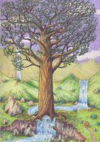 The Spirit Tree by knight-of-rosubia