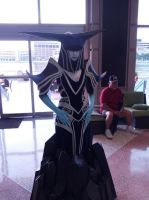 Lissandra Cosplay by Vahris