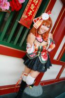 Love Live! - Thanks to the World Kousaka Honoka by Xeno-Photography