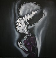 Bride of Frankenstein by Sophie-Adamson