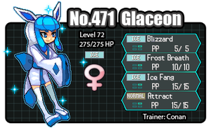 Glaceon ID by BluC by SergeantGrif