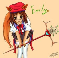 Emily by Little-Miss-Mello