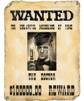 Wanted Criminal of Time by OzKid96