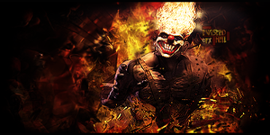 Twisted Metal by CajunFX