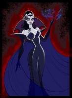 Just Another Evil Queen by Dracunnum