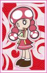 Toadette again by Rosa-Mystical