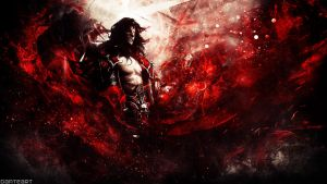 Castlevania Lords Of Shadow 2 Gabriel Wallpaper by DanteArtWallpapers