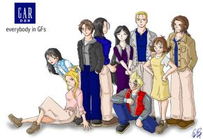 Everybody in GFs by mrgoggles