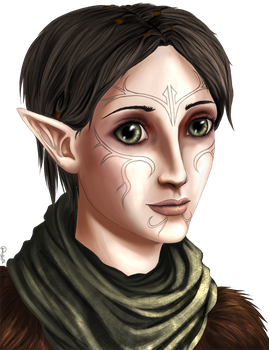 Merrill For ShyShi by SweetCandyRain