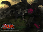 The Legend Of Zelda Twilight Princess by Chibi-Cola-SkyWolf62