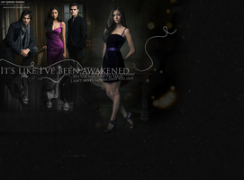 The Vampire Diaries 3. by creature-in-night