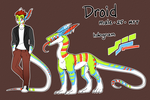 Droid Reference 2.0 by Falkzii