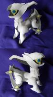Commission - Iron Plate Arceus by Sexual-Pancake