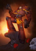 blood angel by androsm