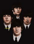 'Rain' The Beatles 1966 by koolkitty9