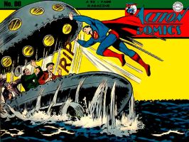 Action Comics 90 by Superman8193