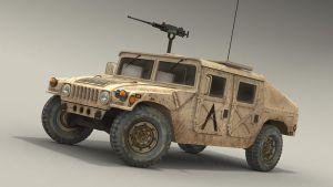 Hummer for JTF by floydworx