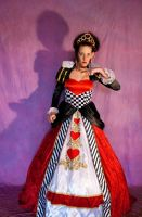 queen of hearts13 by DigitalAlchemy-Stock