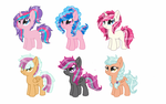 [Closed] Shipping Adopts by luxrayfan33
